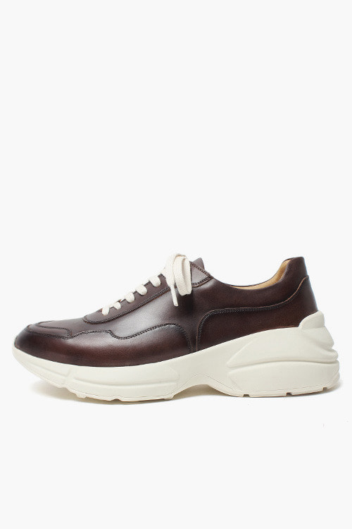 [New Arrival SALE]그라도 스니커즈 R18D045 (프렌치 초코)Grado Sneakers (French Choco)